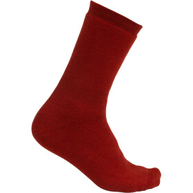 Woolpower 400 Chaussettes, rust red